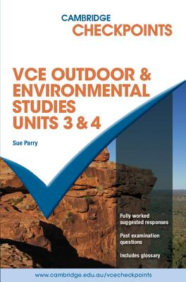 Image for Cambridge Checkpoints VCE Outdoor and Environmental Studies 2012-16