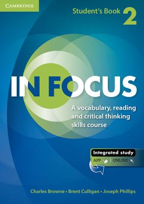 Image for In Focus Level 2 Student's book with online resources