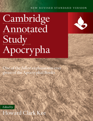 Image for NRSV Study Apocrypha