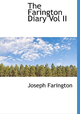 The Farington Diary Vol II, Farington, Joseph