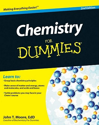 Image for Chemistry For Dummies (For Dummies (Math & Science))