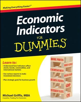 Image for Economic Indicators For Dummies