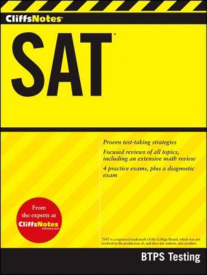 CliffsNotes SAT, BTPS Testing