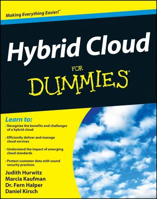 Image for Hybrid Cloud For Dummies
