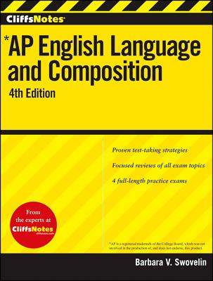 Image for CliffsNotes Ap English Language and Composition, 4th Edition (Cliffs AP)