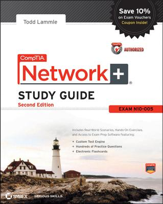 Image for CompTIA Network+ Study Guide Authorized Courseware: Exam N10-005