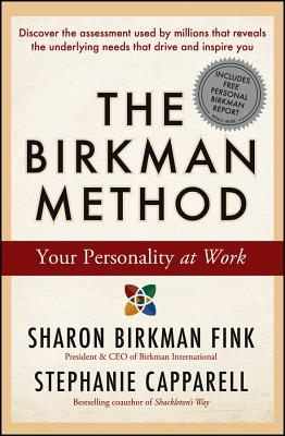 Image for The Birkman Method: Your Personality at Work