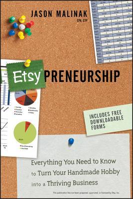 Image for Etsy-Preneurship +URL