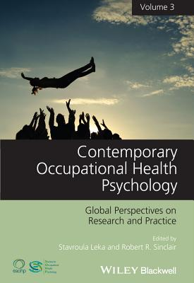 Image for Contemporary Occupational Health Psychology: Global Perspectives on Research and Practice