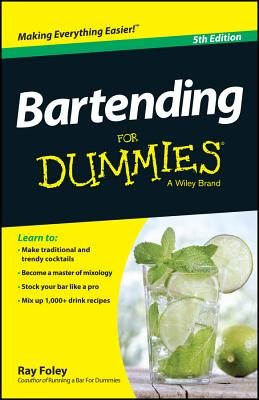 Image for BARTENDING FOR DUMMIES