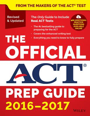 Image for The Official ACT Prep Guide, 2016-2017