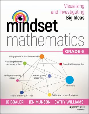 Image for Mindset Mathematics: Visualizing and Investigating Big Ideas, Grade 6