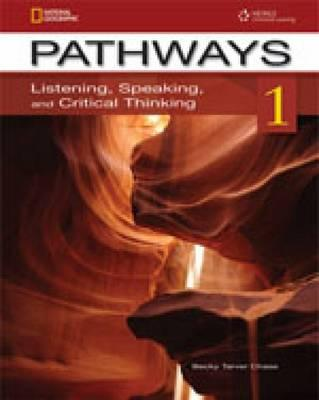 Image for Pathways 1 Text with Online Workbook Access Code  Listening, Speaking and Critical Thinking Student Book