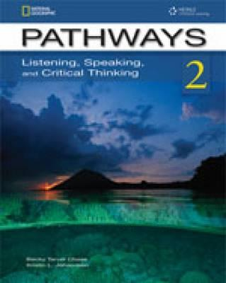 Image for Pathways 2 Text with Online Workbook Access Code  Listening, Speaking and Critical Thinking