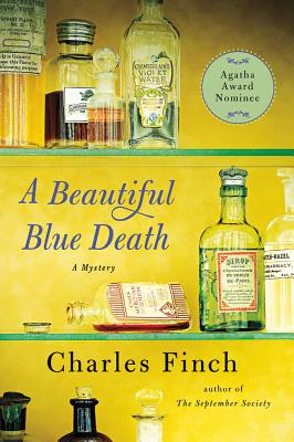 A Beautiful Blue Death, Charles Finch