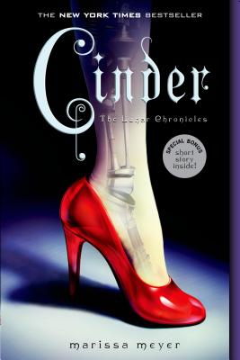 CINDER (LUNAR CHRONICLES, NO 1), MEYER, MARISSA