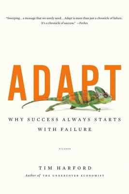Image for Adapt: Why Success Always Starts with Failure
