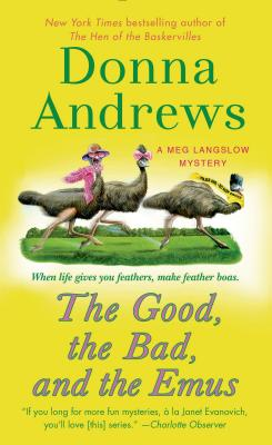 GOOD THE BAD AND THE EMUS, THE, ANDREWS, DONNA