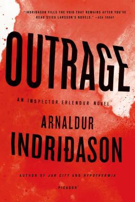 Outrage: An Inspector Erlendur Novel, Arnaldur Indridason