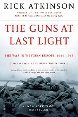 Image for The Guns at Last Light: The War in Western Europe, 1944-1945 (Liberation Trilogy)