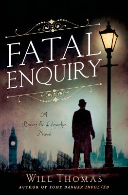 Image for FATAL ENQUIRY A BARKER & LLEWELYN NOVEL