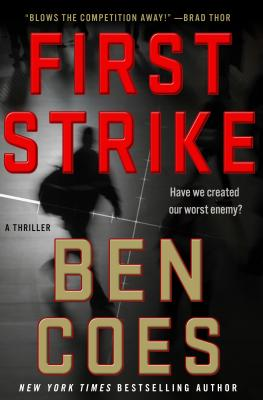 Image for First Strike: A Thriller (A Dewey Andreas Novel)