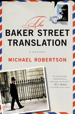 The Baker Street Translation, Robertson, Michael
