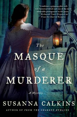 Image for The Masque of a Murderer: A Mystery (Lucy Campion Mysteries)