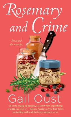 Image for Rosemary and Crime: A Spice Shop Mystery
