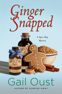 Image for Ginger Snapped: A Spice Shop Mystery (Spice Shop Mystery Series)
