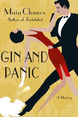 Image for Gin and Panic: A Discreet Retrieval Agency Mystery (Discreet Retrieval Agency Mysteries)