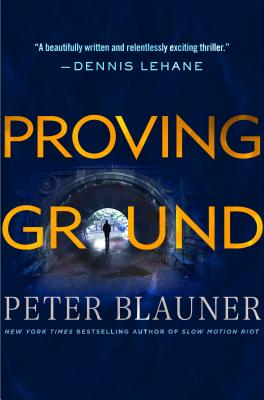 Image for Proving Ground (Lourdes Robles Novels)