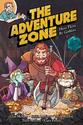 Image for 1 Here There Be Gerblins (The Adventure Zone)