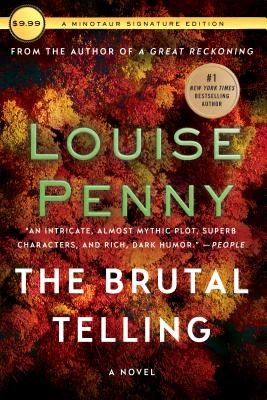Image for The Brutal Telling: A Chief Inspector Gamache Novel