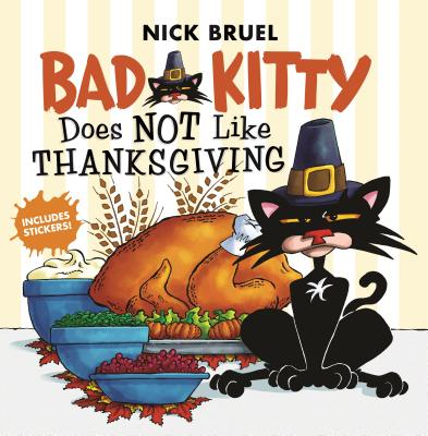 Image for Bad Kitty Does Not Like Thanksgiving