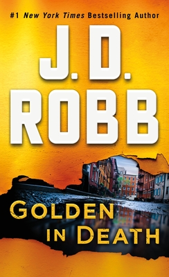 Image for Golden in Death: An Eve Dallas Novel (In Death, 50)