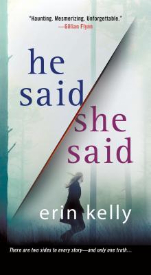 Image for He Said/She Said: A Novel