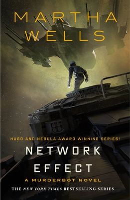 Image for NETWORK EFFECT (MURDERBOT DIARIES, NO 5)