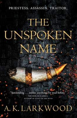Image for THE UNSPOKEN NAME