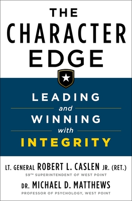 Image for CHARACTER EDGE: LEADING AND WINNING WITH INTEGRITY