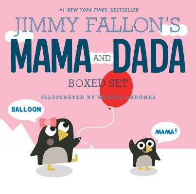 Image for Jimmy Fallon's MAMA and DADA Boxed Set