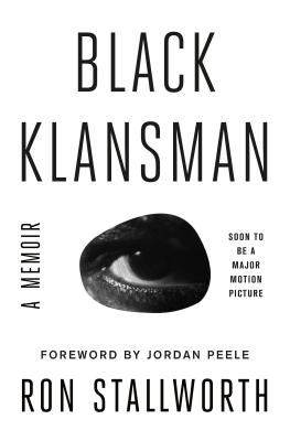 Image for Black Klansman: A Memoir