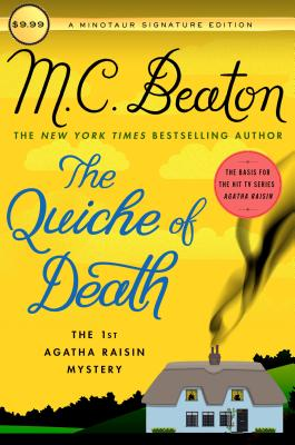 Image for The Quiche of Death: The First Agatha Raisin Mystery (Agatha Raisin Mysteries)