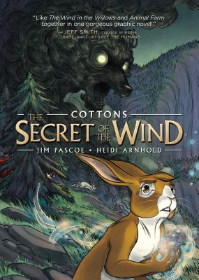 Image for COTTONS: THE SECRET OF THE WIND (NO 1)