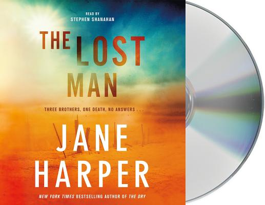 Image for LOST MAN, THE (AUDIO)