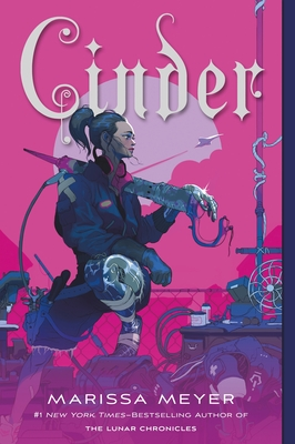Image for CINDER (LUNAR CHRONICLES, NO 1)