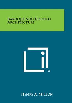 Image for Baroque and Rococo Architecture
