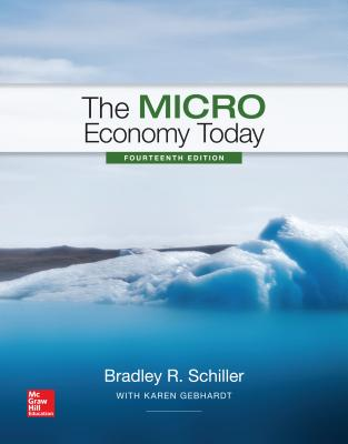 Image for The Micro Economy Today (The Mcgraw-hill Series Economics)