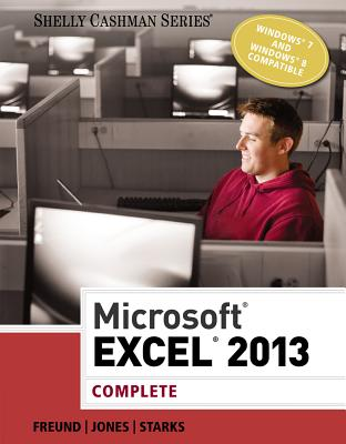 Image for Microsoft Excel 2013: Complete (Shelly Cashman)