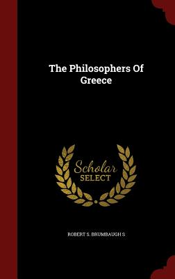 Image for The Philosophers Of Greece